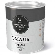 Эмаль ПФ-266 для покрытия окрашенных и неокрашенных полов